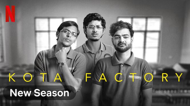 Kota Factory on Netflix UK